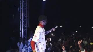 Octopizzo live performance Baraton