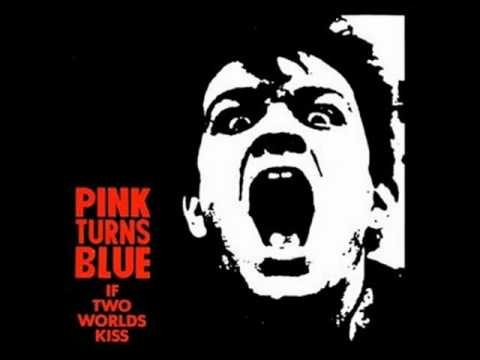 PINK TURNS BLUE - walk away