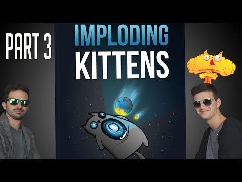 Imploding Kittens Part 3 | A visszavágó (Pamkutya Béla, Pamkutya Pista)