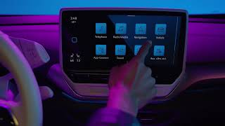 homepage tile video photo for ID. Cockpit and Touchscreen | Knowing Your VW