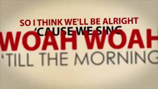 YOUR LAST DIARY - FLY WITH ME Lyric Video.