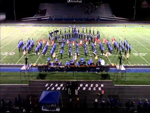 Central Crossing High School Marching Band - Merge 2015