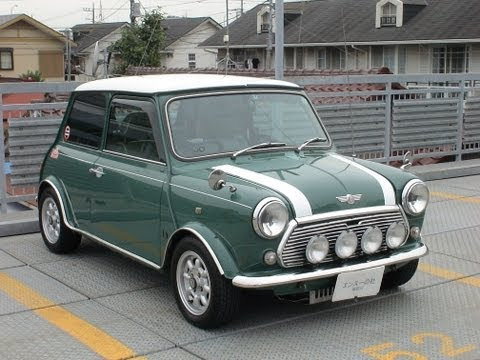 Rover  Mini  Cooper  35th aniversary  '1996
