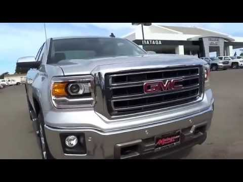 2015 Gmc Sierra 1500 Crew Cab Slt 4wd Stockton Auto Mall Ca