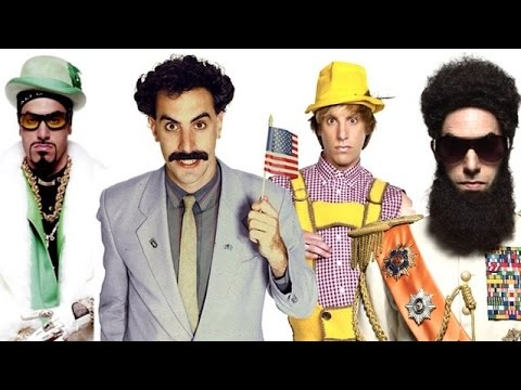 Review: Sacha Baron Cohen Is Back. Should We Care?