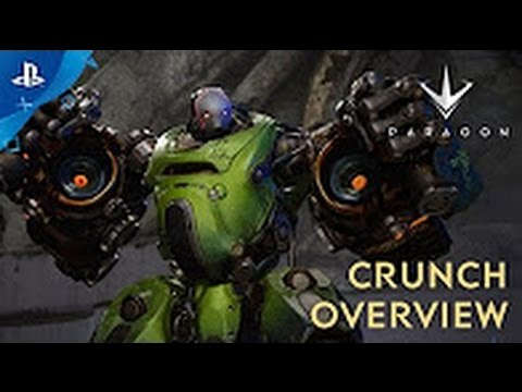 Paragon - Crunch Overview Trailer Poster