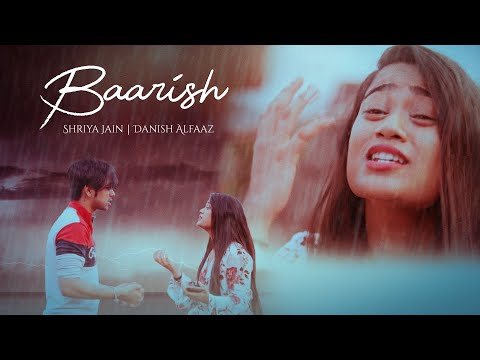 Baarish - Shriya Jain Ft. Danish Alfaaz | Neha Kakkar | Bilal Saeed | Desi Music Factory