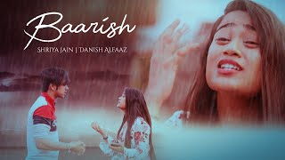 Baarish Shriya Jain ft Danish Alfaaz Neha Kakkar Bilal Saeed Desi Music Factory