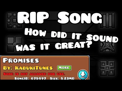 Geometry Dash Top 10 best banned songs (my opinion).