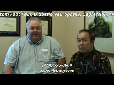 Rick - Phantom Foot Pain, Diabetic Neuropathy, Leg Pain, Depression, Headaches, Diarrhea