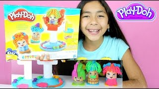 Tuesday Play Doh Fun Colorful Crazy Cuts Play Dough Review|B2cutecupcakes