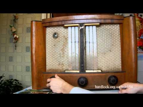 Радиола МИР-154Р