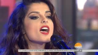 Bebe Rexha - I Can't Stop Drinking About You (Live on Today Show)