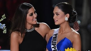 Miss Germany Slams Miss Philippines' Miss Universe Win