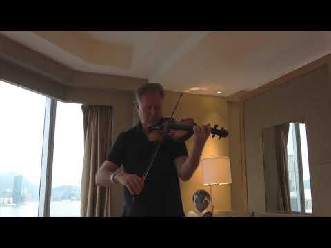 My COVID Countdown Journal: Christoph Poppen - Dancing in Quarantine