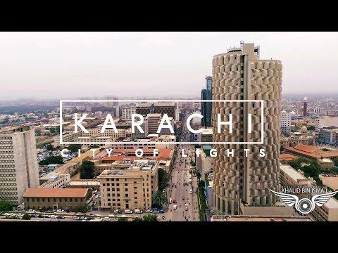 KARACHI CITY OF LIGHTS - Full Video