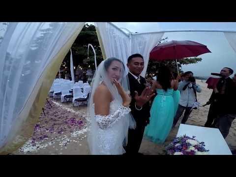 VLOG BALI: Wedding of Daud and Levy