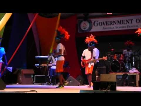 Band Clash Anguilla Summer Festival 2015 Part 1