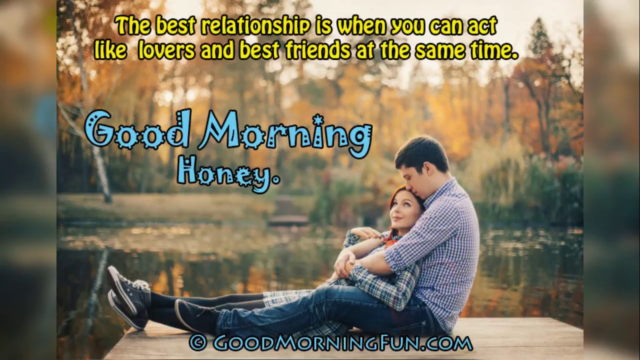 Romantic Good Morning Love Quotes Youtube