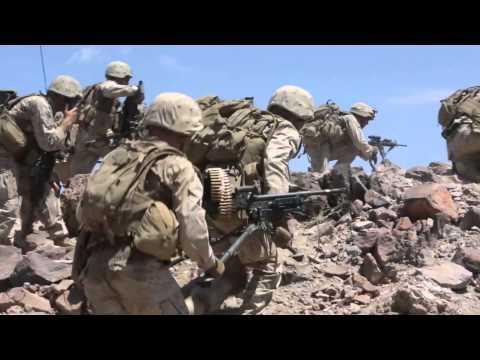 MARFORRES Marine: Full-time Leader