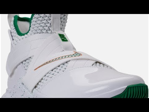42c22517f99 Nike LeBron Soldier 12  SVSM Home  Drops Next Month - YouTube