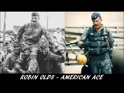 Video from the Past [37] - Robin Olds