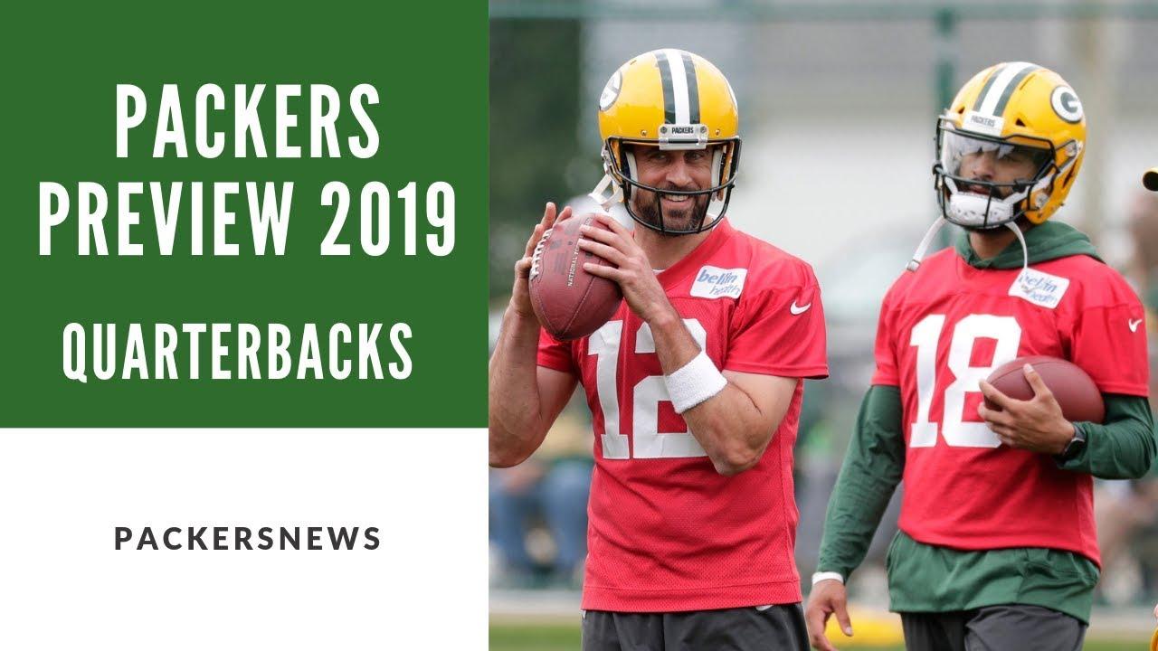 Packers depth chart 2019