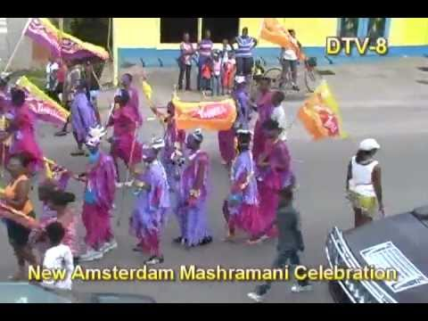 Mash 2013 in New Amsterdam, Guyana