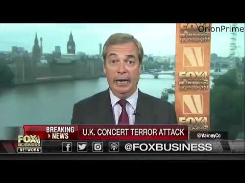 "Nigel Farage: ""What is our government actually gonna do?"""