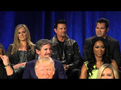 Celebrity Apprentice Season 7: Press Conference Highlights - Kevin Jonas, Donald Trump