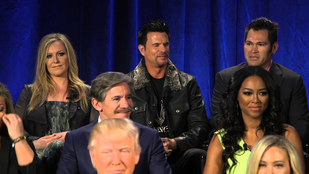FIRST Celebrity Apprentice Season 7 Intro Donald ... - YouTube