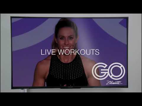 Work out anywhere, anytime with NEO U