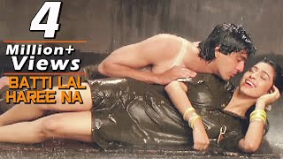 Batti Lal Haree Na Bollywood Rain Songs , Juhi Chawla, Chunky Pandey , Zahreelay