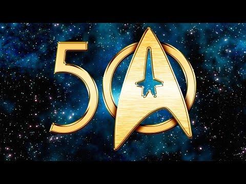 "Star Trek 50th Anniversary with Eugene ""Rod"" Roddenberry"