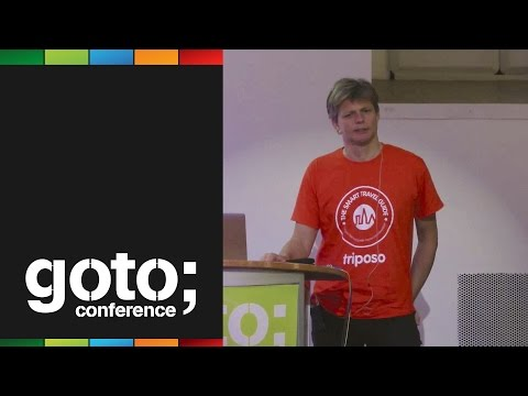 GOTO 2014 • Building a Smart Travel Guide: Triposo's Suggestion Engine • Douwe Osinga