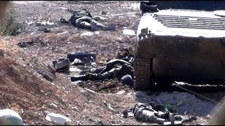 شاهد.. روسيا تعترف بمقتل عسكريين لها في ريف حماة... ومليشيا