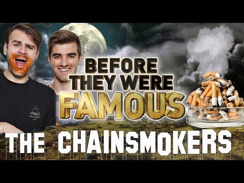 THE CHAINSMOKERS - Before They Were Famous - Closer