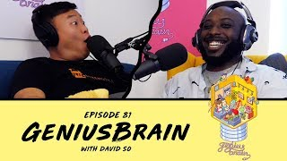 My Childhood Friend Ngabo Nzigira - Ep 81 - GeniusBrain w David So