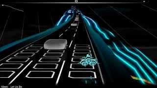 Xilent - Let Us Be | Audiosurf [#69]
