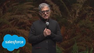 Personal Empowerment: How to Live a Successful Life with Deepak Chopra | Salesforce