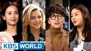 Entertainment Weekly | 연예가중계 - Chloe Moretz, AOA,  Lee Donghwi (2016.03.18)