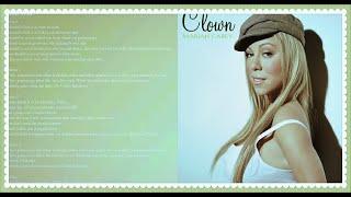 Mariah Carey - Clown [7-Tracks EP]