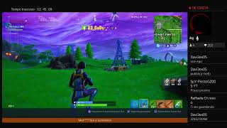 Live fortnite auditions for NP teams serious people
