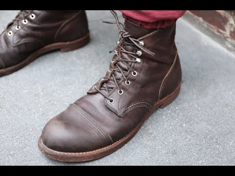 red wing iron ranger