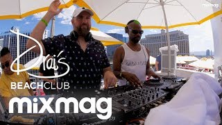 CLAUDE VONSTROKE b2b GREEN VELVET at Drai's Beachclub
