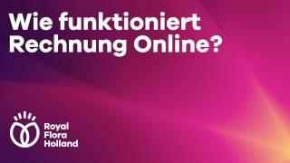Wie funktioniert Rechnung Online?