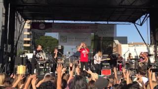 Sir Sly - Ghost (Live at Make Music Pasadena 6/6/15)