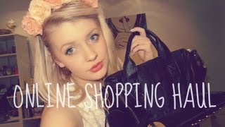 Summer Online Shopping Haul!