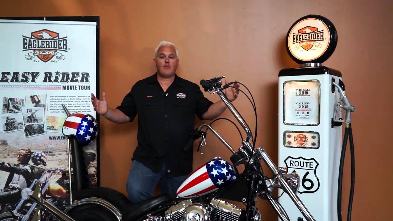 Best Motorcycle Rentals in Los Angeles | EagleRider