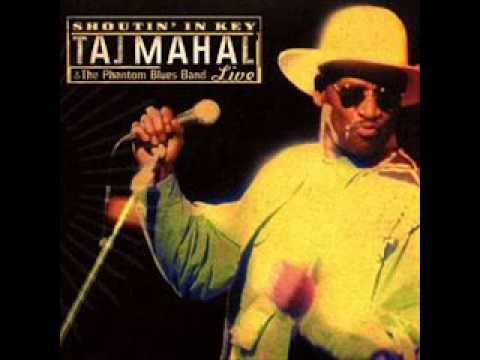 Taj Mahal & The Phantom Blues Band - Woulda Coulda Shoulda